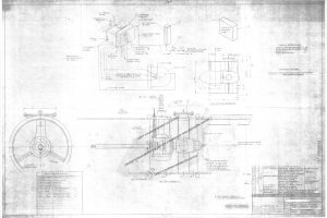Bow Thruster Drawing