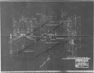 steering gear July 9, 1941 US Maritime Com. Seattle , WA drawing